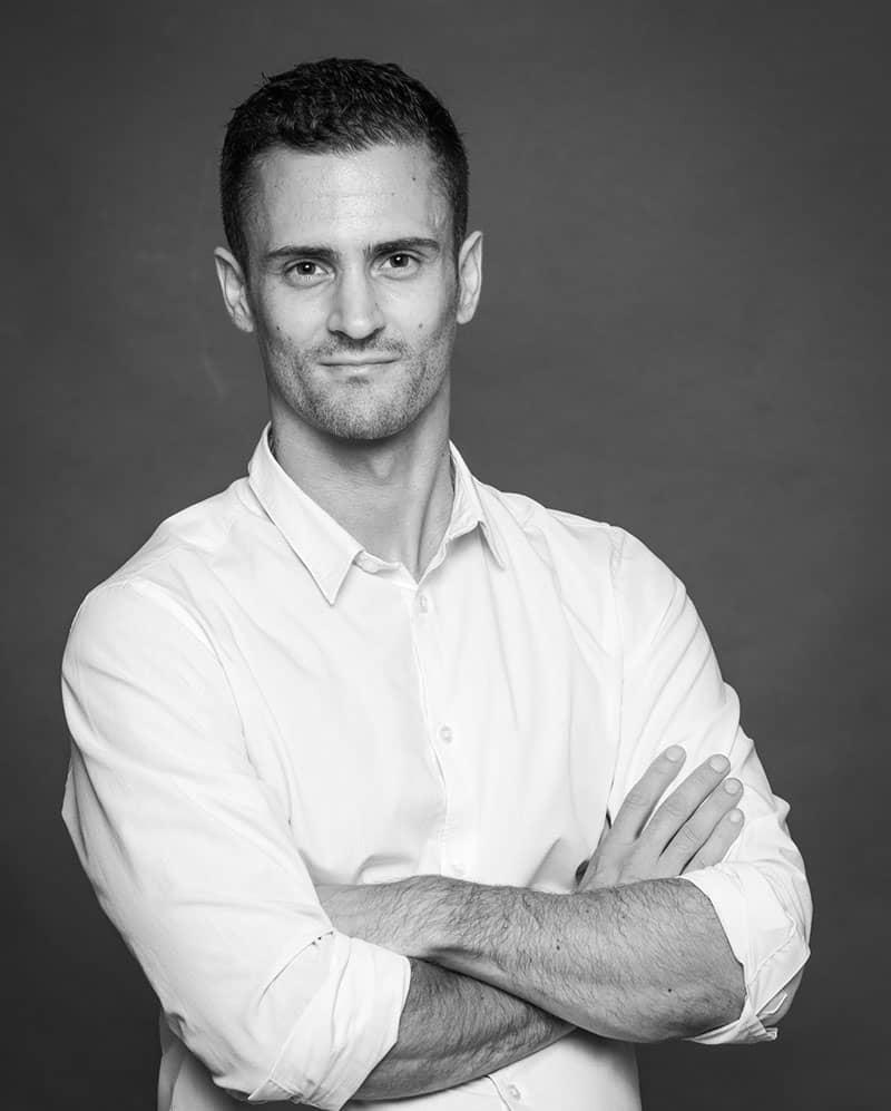 David Jadart, formateur à la prise de parole en public professionnel sur Bordeaux