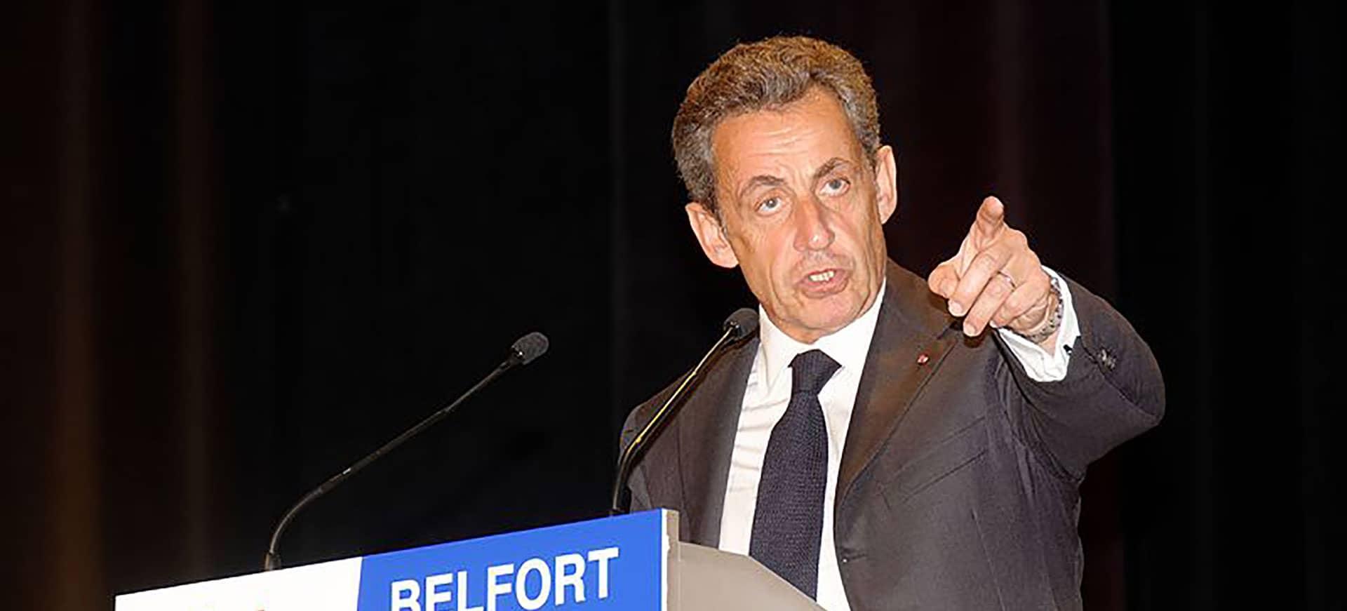 Réthorique de Sarkozy